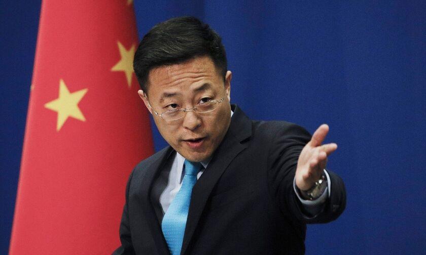 Κίνα: Στις ΗΠΑ το βάρος για την προέλευση της Covid-19