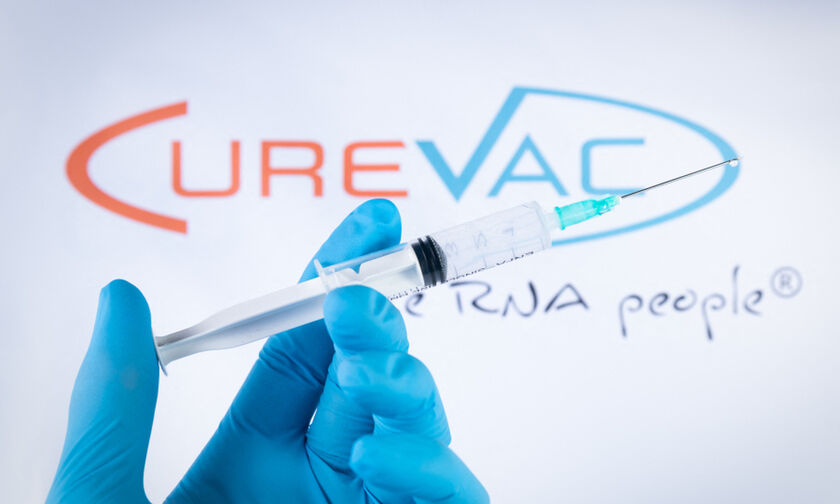 Κορονοϊός: Μόλις στο 47% η αποτελεσματικότητα του εμβολίου CureVac