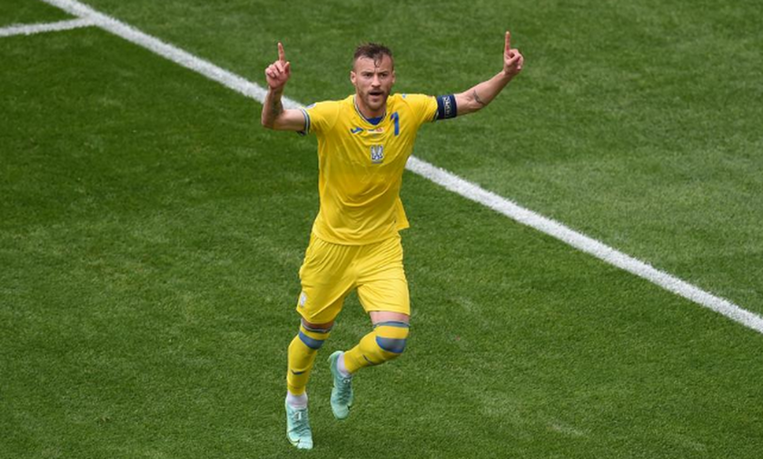 Ουκρανία - Βόρεια Μακεδονία: Τα γκολ του αγώνα (vid)