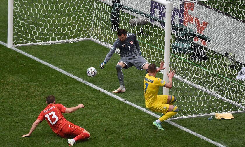 Ουκρανία - Β. Μακεδονία 2-1: Άντεξε και ελπίζει ξανά! (highlights)