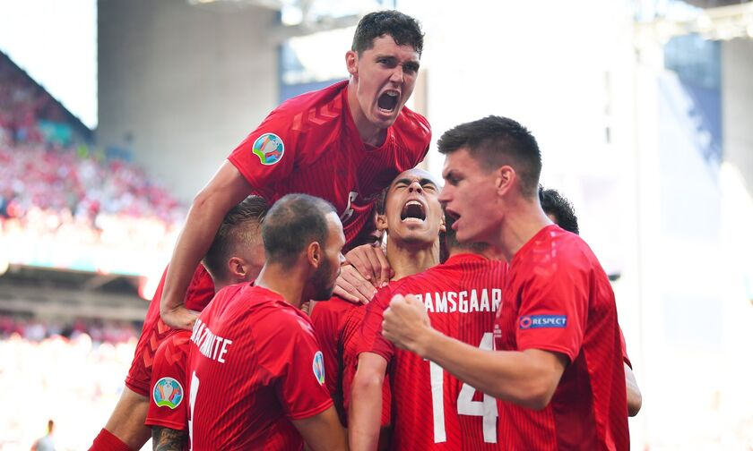 Δανία - Βέλγιο 1-2: Tα γκολ της αναμέτρησης (vid)