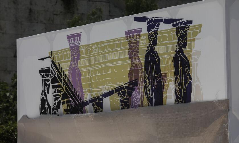 Dior: H φαντασμαγορική πασαρέλα στο Καλλιμάρμαρο! (pics, vids)