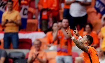 EURO 2020: Ολλανδία - Αυστρία 2-0: Τα γκολ του αγώνα