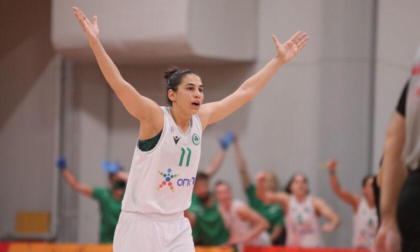 Ιωάννα Δίελα: Αφήνει τον Παναθηναϊκό, οδεύει προς τον Ολυμπιακό!