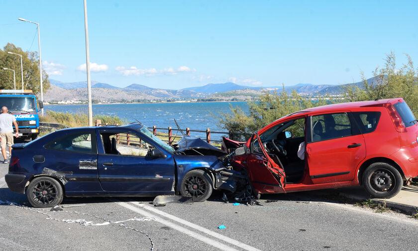 Ελλάδα: Μείωση 54% των τροχαίων ατυχημάτων την τελευταία δεκαετία - Το μεγαλύτερο ποσοστό στην ΕΕ