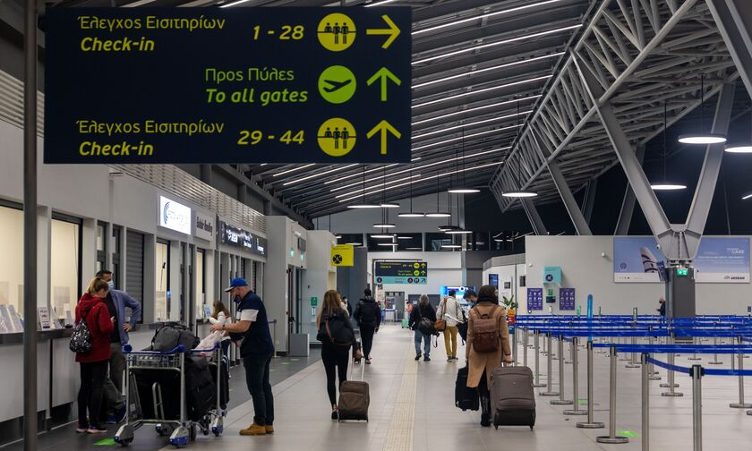Υπ. Τουρισμού: Αλλαγές στις προϋποθέσεις εισόδου των τουριστών στην Ελλάδα