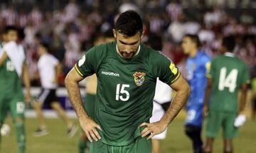 Copa America: Θετικός στον κορονοϊό ο Μπεχαράνο