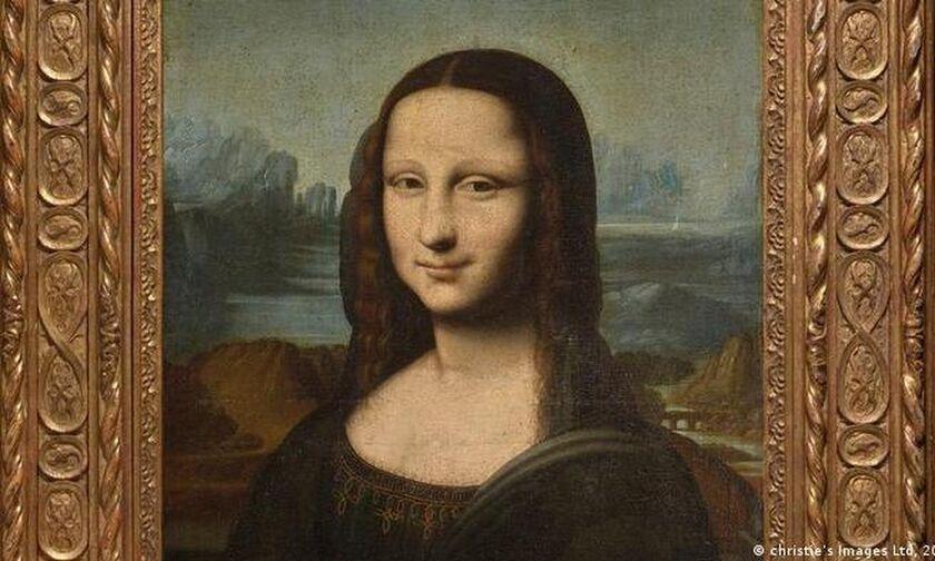 Μόνα Λίζα: 2,9 εκατομμύρια ευρώ για διάσημο αντίγραφό της!