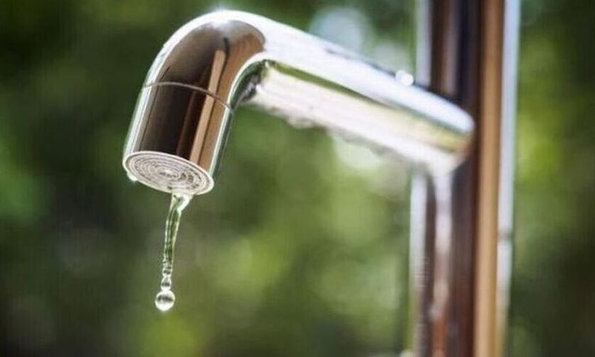 ΕΥΔΑΠ: Διακοπή νερού σε Αθήνα, Γλυφάδα και Ίλιον