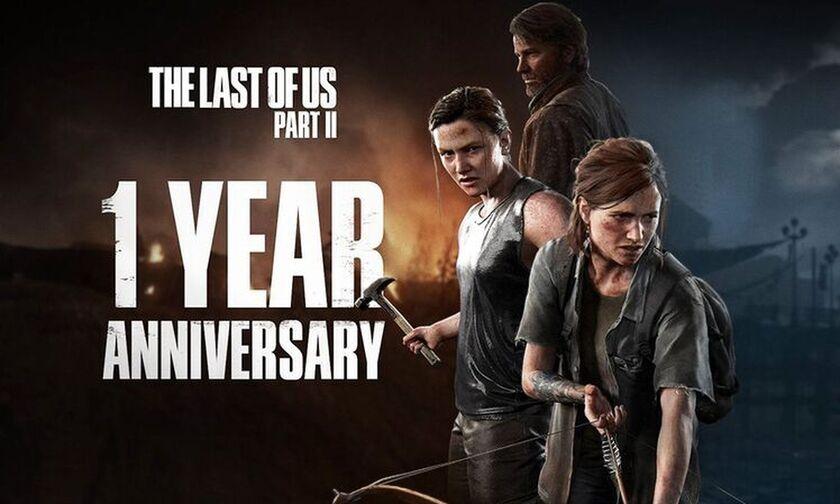 The Last of Us Part II: Επέτειος ενός χρόνου με merch από τη Sony