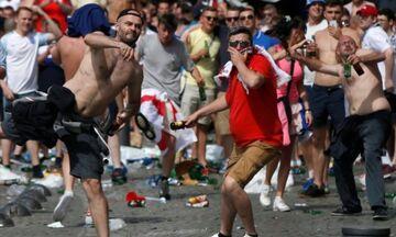 Euro 2020: Αγγλία - Σκωτία με 26 συλλήψεις στο Λονδίνο