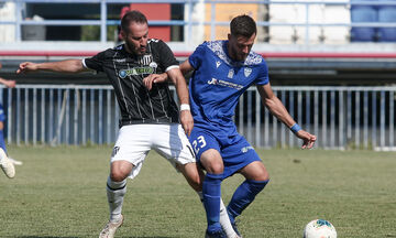 Football League: Ελπίζει ο Βλαχιώτης - Έναν πόντο θέλουν Νίκη Βόλου, Αιγάλεω και Καλλιθέα (hls)