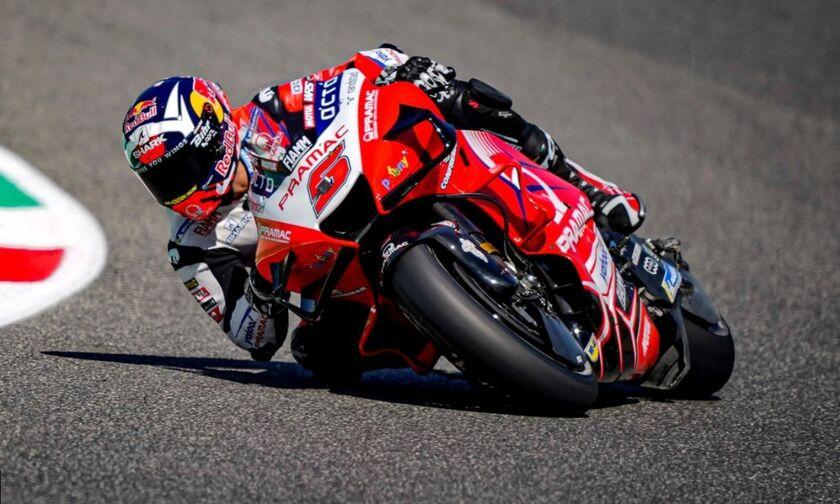 Moto GP: Πρωτιά στο... χιλιοστό για τον Ζαρκό, δεύτερος ο Κουαρταραρό