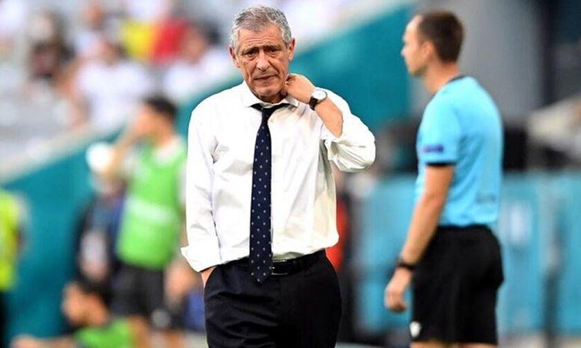 Euro 2020: Σάντος: Εγώ υπεύθυνος για την τεσσάρα... (vid)