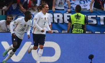 Τρίτος σκόρερ στην ιστορία των Euro o Γκριεζμάν!