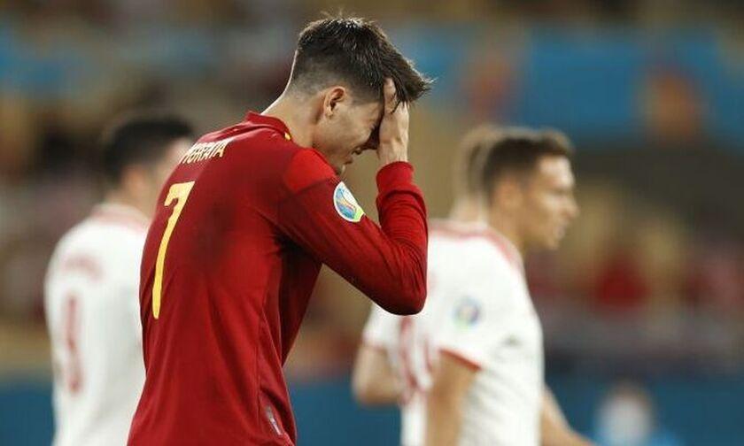Ισπανία - Πολωνία 1-1: Ο Λεβαντόσφκι διατήρησε  την Πολωνία «ζωντανή» (hls)!