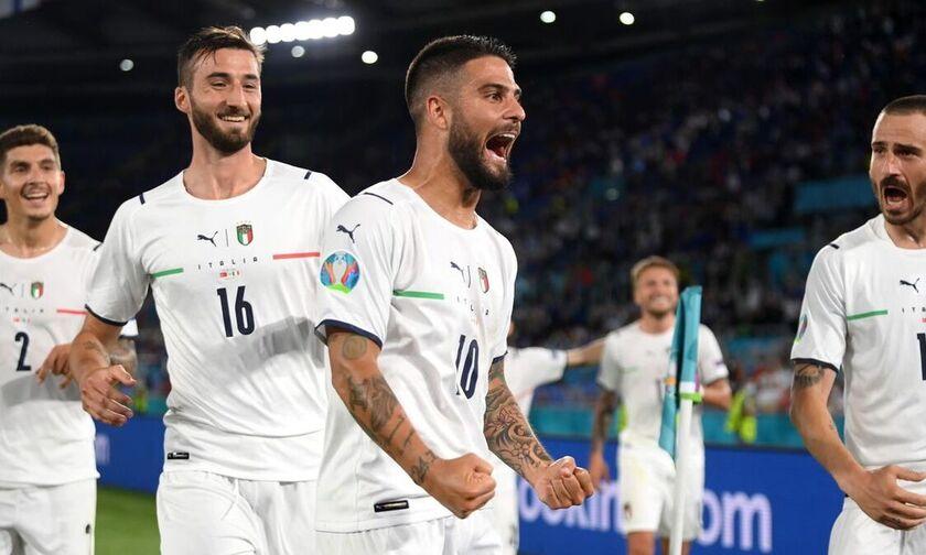 Euro 2020: Για το απόλυτο η Ιταλία με την Ουαλία, μάχη επιβίωσης για Τουρκία και Ελβετία