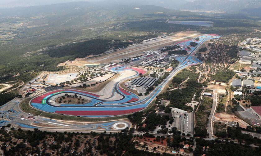 Live Streaming: Formula 1 - Grand Prix Γαλλίας (16:00)