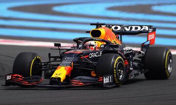 Grand Prix Γαλλίας: Πήρε στο τέλος τη νίκη ο Φερστάπεν