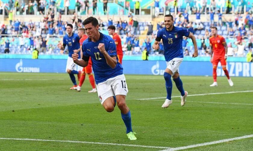 Euro 2020: Ιταλία - Ουαλία 1-0: Απόλυτη «Σκουάντρα Ατζούρα»! (highlights)