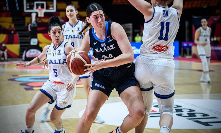 Eurobasket 2021 - Ιταλία - Ελλάδα 77-67: Πάλεψε, αλλά αποκλείστηκε η Εθνική (highlights)
