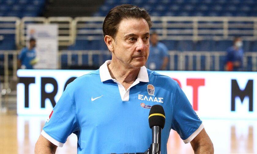 Ο Πιτίνο υποκλίθηκε στο μεγαλείο του Σλούκα: «Δεν έχω ξαναδεί παρόμοιο παίκτη στην καριέρα μου»