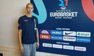 Eurobasket 2021: Η Κατερίνα Σωτηρίου για την επόμενη μέρα της Εθνικής