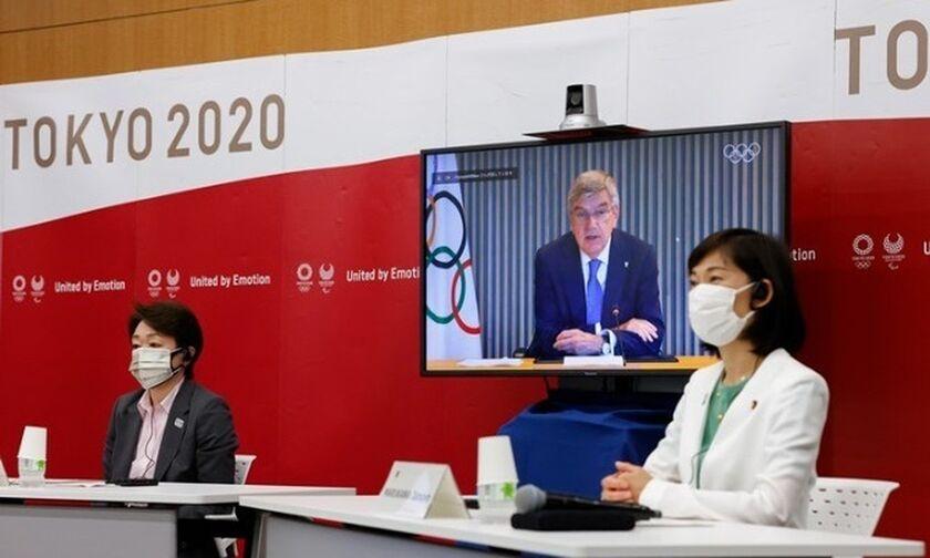 Τόκιο 2021: «Έως 10.000 θεατές στα γήπεδα»