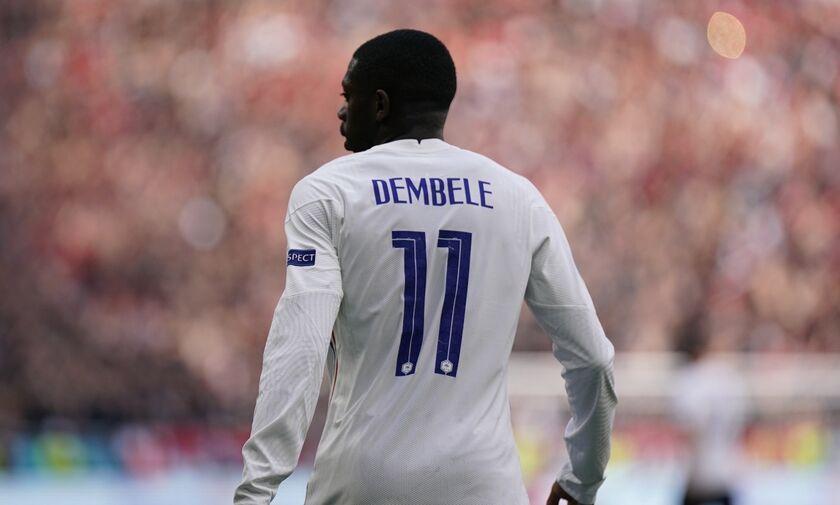 Γαλλία: Χάνει το υπόλοιπο του Euro 2020 ο Ντεμπελέ
