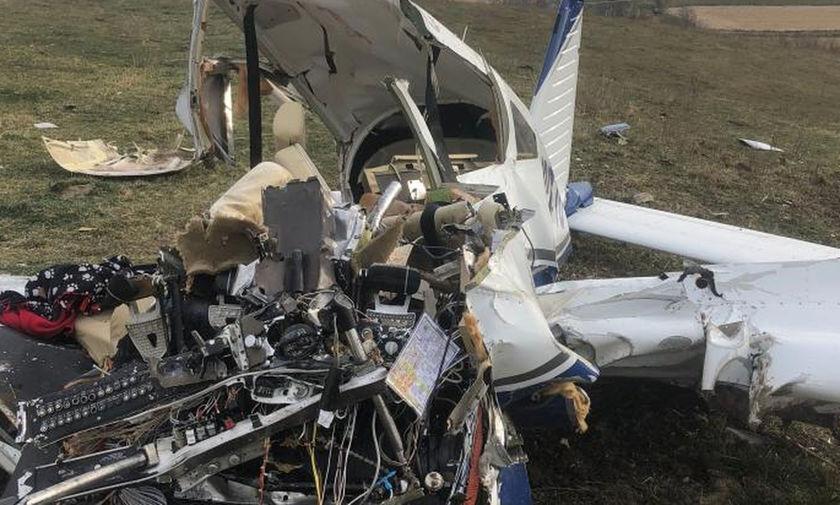 Πύργος Ηλείας: Νεκροί ο χειριστής και ο επιβάτης του μονοκινητήριου αεροπλάνου