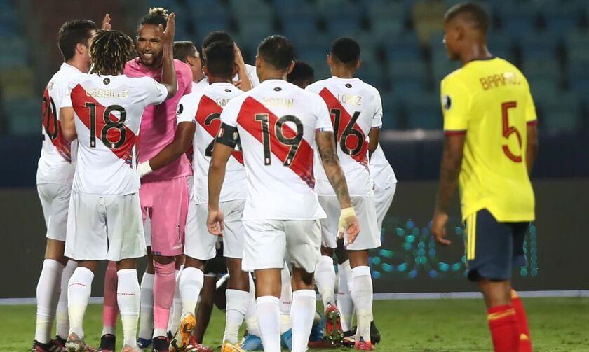 Κολομβία - Περού 1-2: Σεφτέ στις νίκες (highlights)