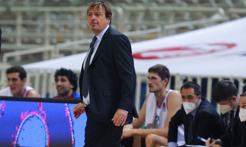 EuroLeague: Προπονητής της χρονιάς ο Αταμάν