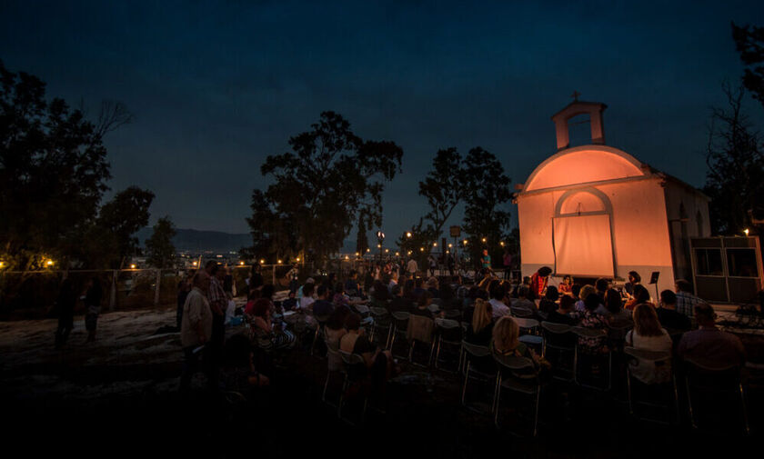 Ελευσίνα: Μυστήριο 62 - Νύχτες Βραδύτητας - Ομιλίες για τον Χρόνο