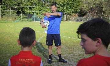 Ζήκος: «Εάν έπαιζα στο Euro 2004 ίσως να μην το παίρναμε»