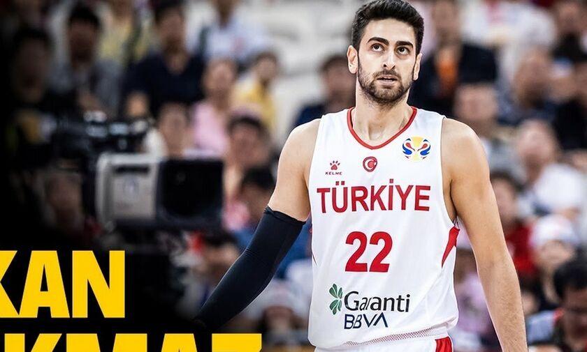 Η Τουρκία με Κορκμάζ και Ιλιασόβα στο προολυμπιακό τουρνουά
