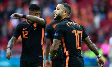 Βόρεια Μακεδονία – Ολλανδία 0-3: «Απόλυτοι» με τριάρα οι «οράνιε» (highlights)