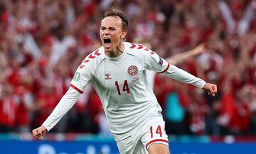 Euro 2020: Ρωσία - Δανία 1-4: Τα γκολ και οι καλύτερες φάσεις του αγώνα