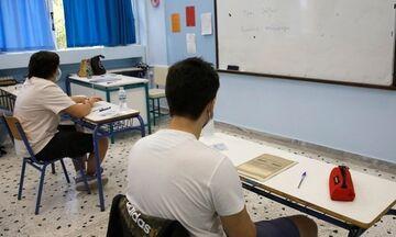Πανελλήνιες 2021: Ολοκληρώνονται οι εξετάσεις στα μαθήματα προσανατολισμού