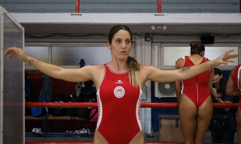 Επίσημο: Η Άλκηστη Μπενέκου από τον Ολυμπιακό στον Εθνικό