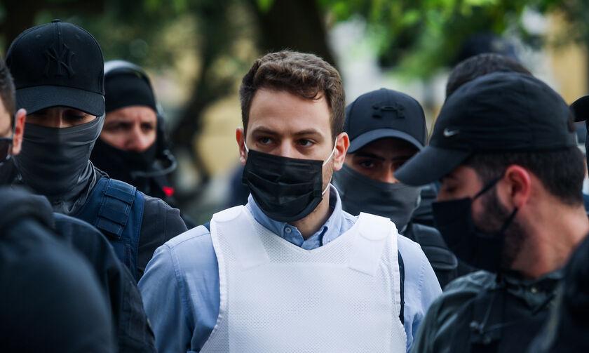 Γλυκά Νερά: Ολοκληρώθηκε η απολογία του δολοφόνου - Σε ποια φυλακή θα μεταφερθεί