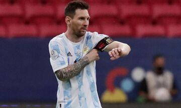 Ο Μέσι «έπιασε» τον ρέκορντμαν συμμετοχών της Εθνικής Αργεντινής, Χαβιέρ Μαστσεράνο