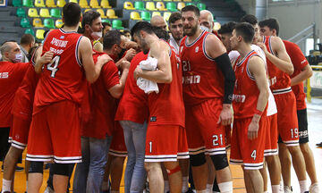 A2: Απόλλων Πάτρας - Ολυμπιακός Β' για την άνοδο στην Basket League!
