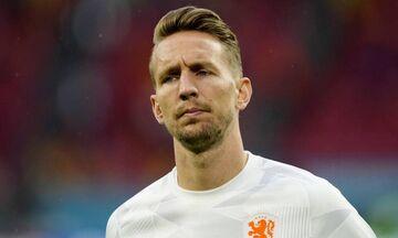 Euro 2020: Νοκ άουτ ο Ντε Γιονγκ