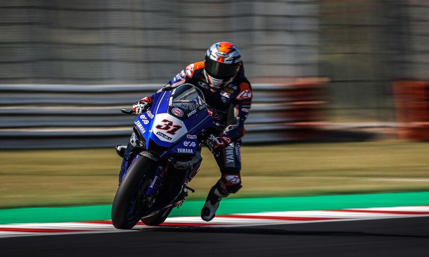 Yamaha: Ο Γκέρλοφ πήρε τη θέση του Μορμπιντέλι στο Grand Prix της Ολλανδίας