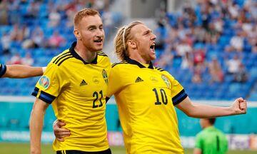 Σουηδία - Πολωνία 3-2: Νίκησαν τον Λεβαντόφσκι και προκρίθηκαν ως πρώτοι οι Σκανδιναβοί! (hls)