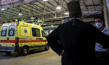Μονή Πετράκη: Τρεις Μητροπολίτες σοβαρά, δέκα οι τραυματίες -Για ναρκωτικά είχε καθαιρεθεί ο δράστης