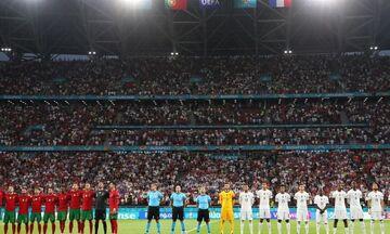 Πορτογαλία - Γαλλία 2-2: Τα γκολ κι οι καλύτερες φάσεις του αγώνα
