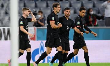 Γερμανία – Ουγγαρία 2-2: Κοψοχόλιασε αλλά πέρασε η Γερμανία (highlights)
