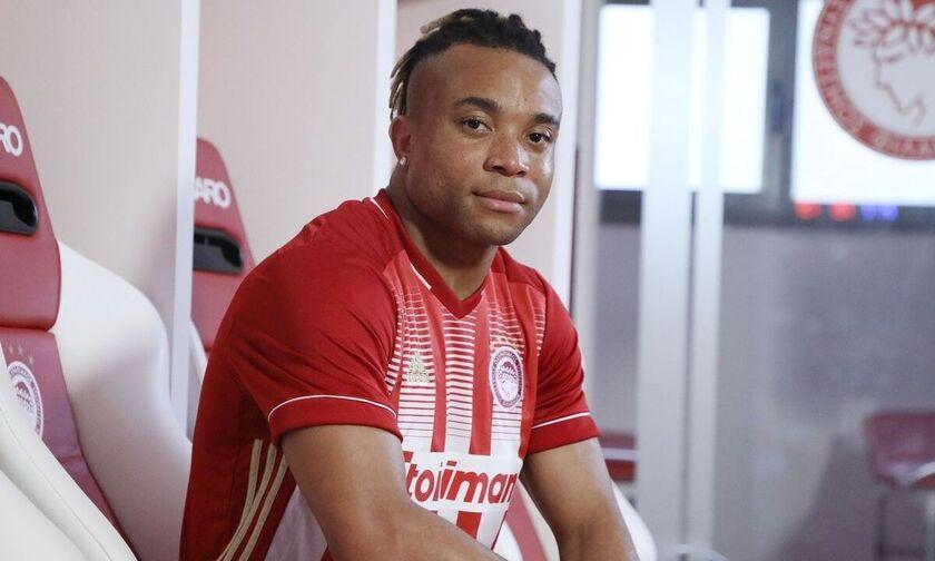 Κουντέ: «Είμαι γρήγορος, με δυνατό σουτ και καλός στην οργάνωση του παιχνιδιού» (vid)