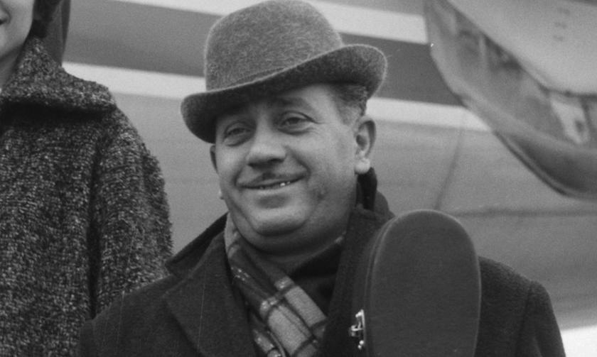 Ποιος συνθέτης έκοψε το ποτό στοv Ζαμπέτα